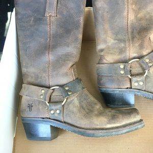 Women's Frye 12R Harness Boot